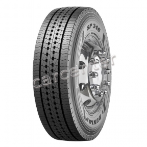 Dunlop SP 346 (рулевая) 385/55 R22,5 158L