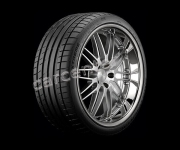 Continental ExtremeContact DW 205/55 ZR17 91W