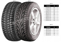 Matador MP-50 Sibir Ice 185/65 R15 88T (шип)